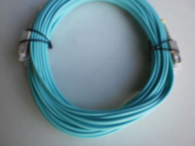 669 - PATCH CABLE FIBER MM 50/125 SC/SC <10,0M