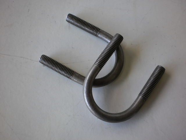 "687 - Pipe Clamp - Pipe Clamps For 1"" Pipe"
